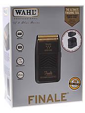 Электробритва Wahl Finale Shaver 5 star + зарядная подставка (8164-116), фото 3