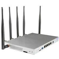Wi-Fi роутер 1200Мб 2.4+5ГГц 3G 4G 802.11ac ZBT WG3526 Cioswi CSW-WR646