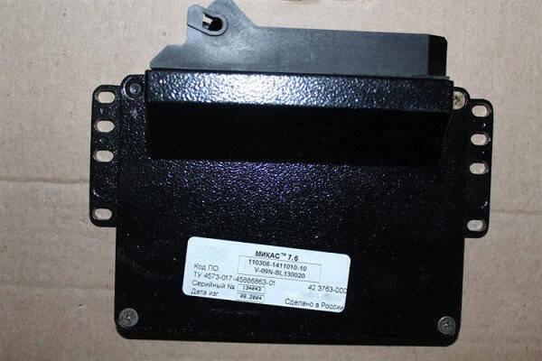 Электронный блок управления ЭБУ МИКАС 7.6 110308-1411010, фото 2