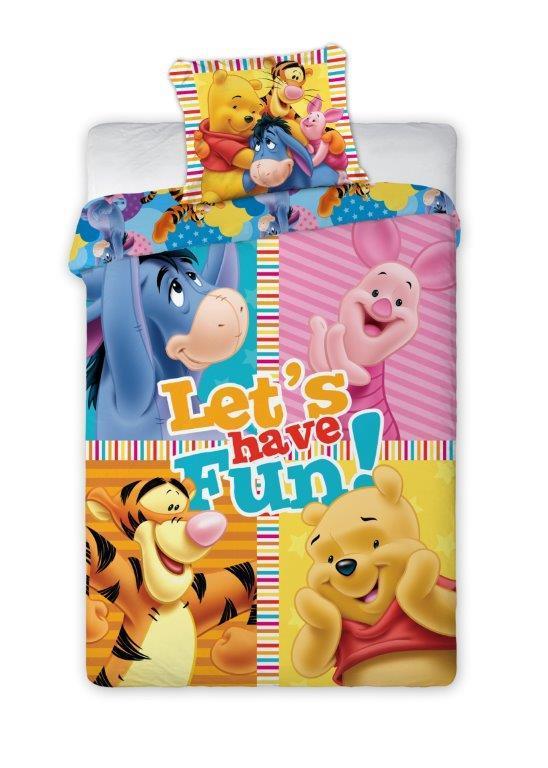 Комплект постельного белья Детский 1061 M&M 6015 Разноцветный