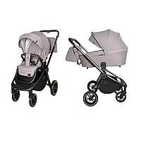 Детская универсальная коляска CARRELLO Epica CRL-8510/1 (2in1) Бежевый (CRL-8510/1 (2in1) Almond Beige)