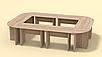 """Письмовий стіл """" МО-1 """", фото 10"""