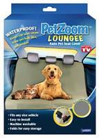 Накидка на заднее сиденье для перевозки животных petzoom loungee, фото 1