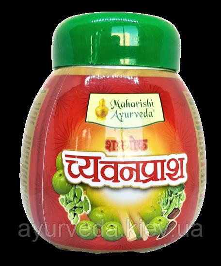 Чаванпраш - омоложение и иммунитет, Махариши Аюрведа, Chyawanprash (500gm)
