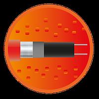 Саморегулирующийся нагревательный кабель eHeat Micro, фото 1