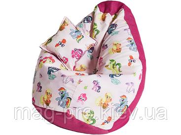 Little Pony детское кресло-груша