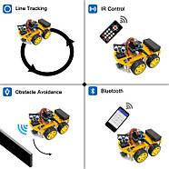 Набор Arduino для сборки автомобильного робота, фото 3