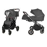 Детская универсальная коляска CARRELLO Epica CRL-8510/1 (2in1) Темно-серый (CRL-8510/1 (2in1) Iron Grey)