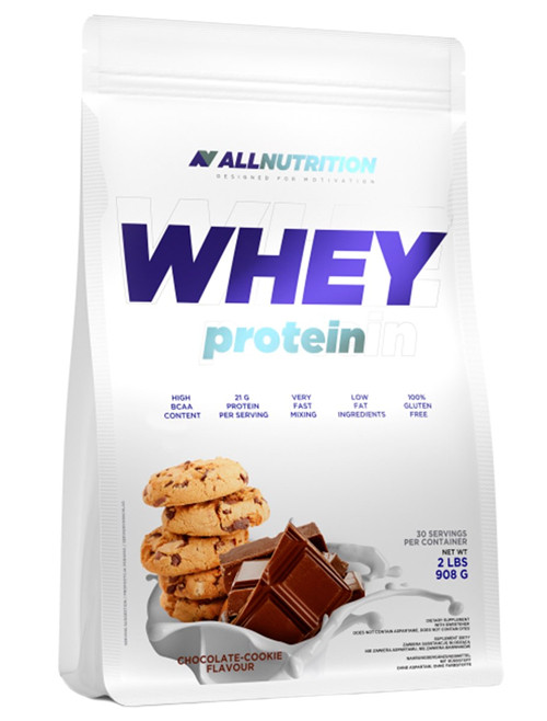 Протеин All Nutrition Whey Protein 908g