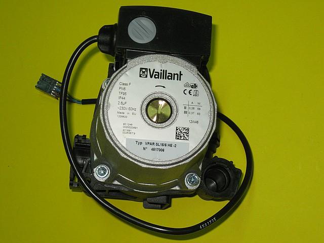 Насос 0020020023 Vaillant atmoTEC Pro / turboTEC Pro