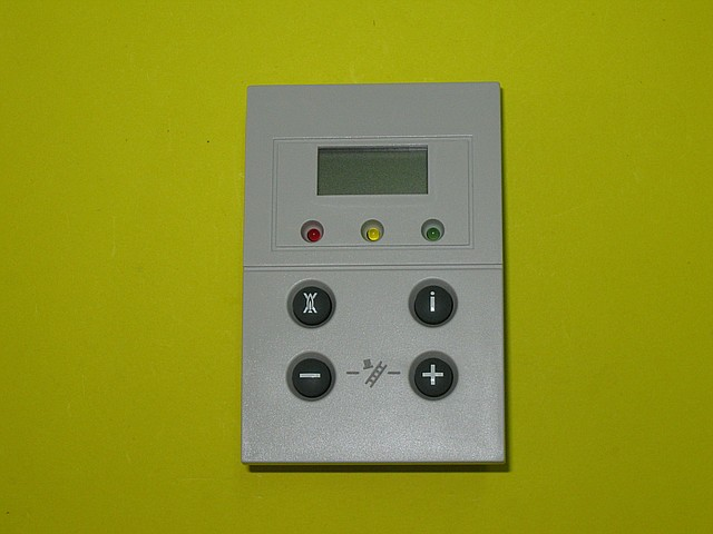Плата интерфейса (дисплей) 0020040154 Vaillant atmoTEC Pro / turboTEC Pro