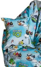 Angry Birds детское кресло-груша, фото 2