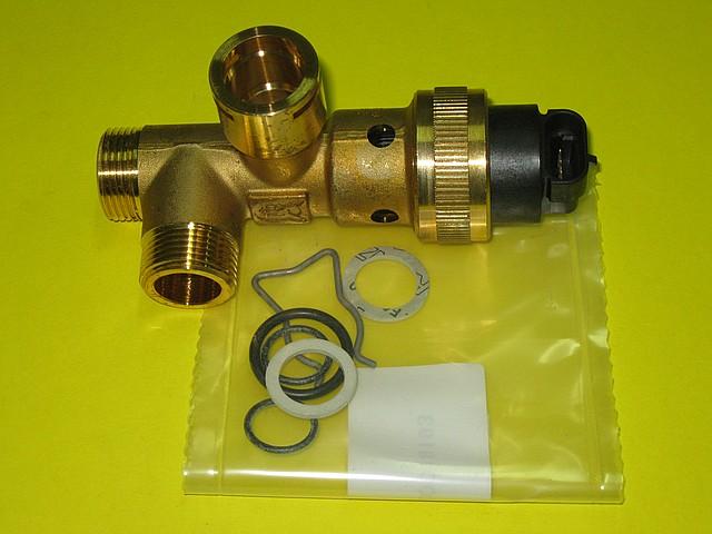 Трехходовой клапан 252457 Vaillant ATMOmax, TURBOmax Pro / Plus