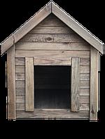 Будка для собаки Woodhouse дерев'яна утеплена