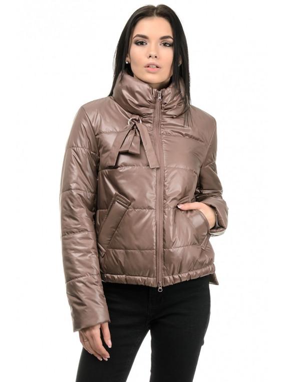 Куртка женская демисезонная (орех)