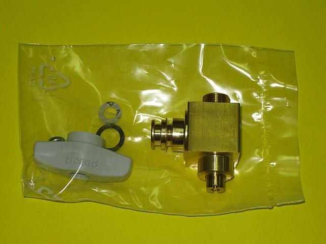 Кран подпитки 0020018065 Vaillant atmoTEC Pro / turboTEC Pro
