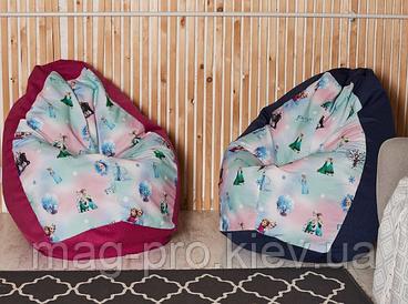 Frozen детское кресло-груша