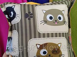 Милые котики детское кресло-груша, фото 2