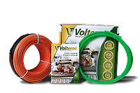 Volterm HR12 400 Вт (2,0-2,6м2) тонкий кабель под плитку без стяжки, фото 1