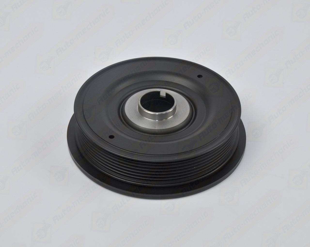Ременной шкив коленчатого вала на Renault Master II 2006->2010 2.5dCi (7PK) - Impergom (Италия) - IMP10329