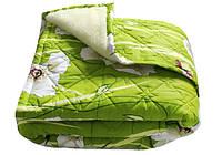 Одеяло евро меховое, 200х215 см ткань бязь.(Сильвия)
