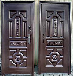 Двери входные Сезон 150+( левая)