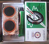 Заплатки для ремонта шин (24 штуки)