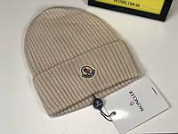 Женская шапка Moncler, фото 1