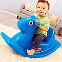 Качалка Веселая лошадка  Little Tikes (синяя) 167200072 Бесплатная доставка!, фото 2