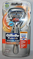 Станок GILLETTE FUSION PROGLIDE POWER FLEXBALL TECHNOLOGY + 1 сменный картридж