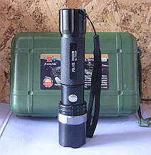 Ліхтар ручний з кріпленням на велосипед Police BL-T8628