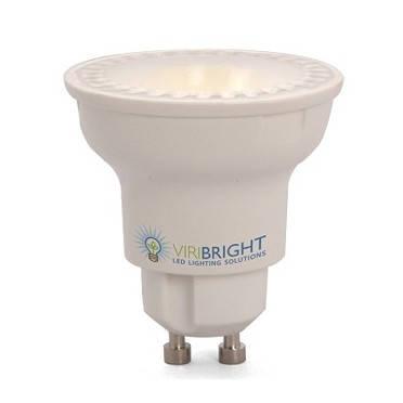 LED лампа MR16 (GU10) 4.5W(270Lm) 4100К диммирумая Viribright (Вирибрайт) PAR 16 ,220V