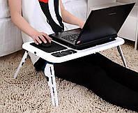 Компьютерный стол подставка для ноутбука E-table