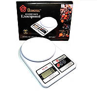 Весы кухонные SF-400 (MS-400) Domotec 10 кг.