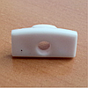 Профіль для світлодіодної стрічки ПФ 18 накладної + розсіювач 2м, фото 5