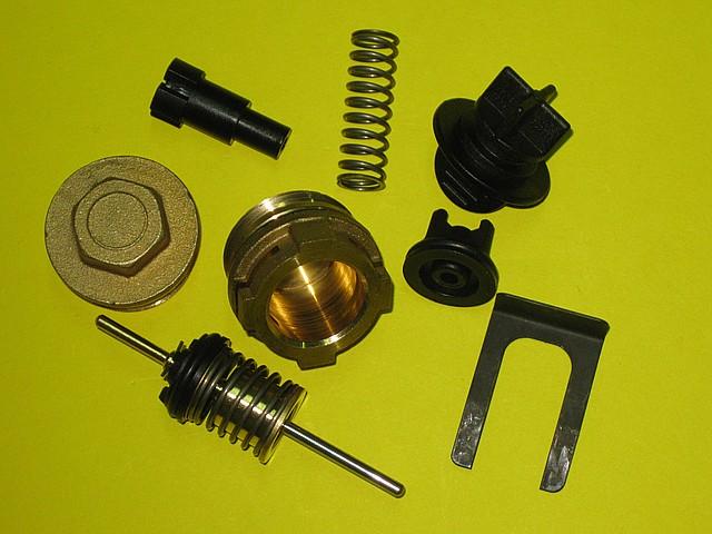 Ремкомплект (корпус) трехходового клапана S10064 Saunier Duval