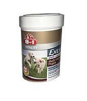8in1 Excel Multi Vitamin Puppy - Ексель Мультивітаміни для цуценят 100 таб