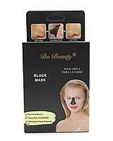 Маска для обличчя від чорних крапок Black Mask Do Beauty (набір 10 штук), фото 1