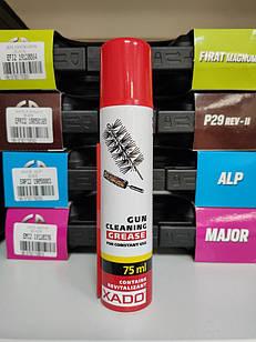 Масло для чистки оружия Xado 75 мл (спрей)