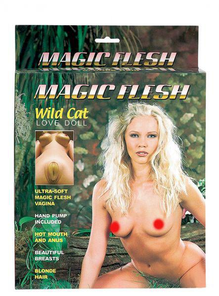 Секс кукла Magic Flesh Wild Cat.