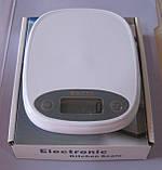 Весы кухонные Elektronic YZ-4182 (до 5 кг), фото 2