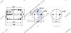 Пневморессора BPW, бублик (d300x199 mm) FD330-22 \0220021900 \ SP 55300-2P22, фото 2