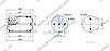 Пневмоподушка подвески W01M586875 ROR (d300x200) \21226068 \ SP 55302-2P06, фото 2