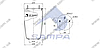 Пневморессора без стакана 4007NP01 SAE-GIGANT \00166271 \ SP 554007-01, фото 2