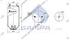 Пневморессора без стакана ROR 1DK23L27, 4159NP03 (4 шп. M12, 1 штуцер M12, 1 штуцер M12/20) (d240x522) \SP 554159, фото 2