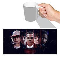 Чашка біла Дуже Дивні справи