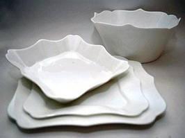 Сервиз столовый AUTHENTIC white 19 пр. Luminarc