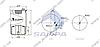 Пневморессора со стаканом в сборе (сталь) 4884N1P06 MAN TGM/TGA/TGS/TGX (1шп.М12+1штуц.отв.М16х1.5мм) (d260x360) \81436006035 \ SP 554884-K, фото 2