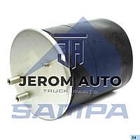 Пневморессора без стакана 4912NP08, Renault Premium (1шп.M12, 2шп-штуцер M16+M24мм) (d286x595) \5001832067 \ SP 554912