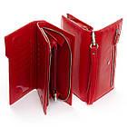 Женское портмоне Dr.Bond  (19,5x10,5x3 см) красный, фото 2